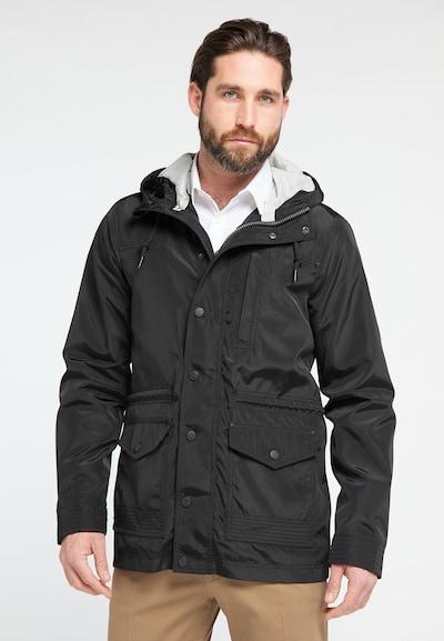 DREIMASTER Winterparka in de kleur Zwart, Productweergave