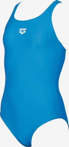 ARENA Badeanzug 'Dynamo' in Blau