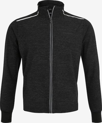 ENDURANCE Laufjacke 'Clifden XQL' in schwarz / weiß, Produktansicht