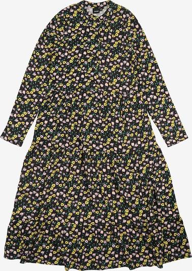 LMTD Kleid in gelb / schwarz, Produktansicht