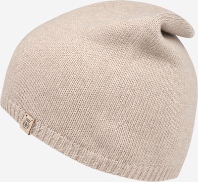 Megzta kepurė iš ROECKL , spalva - smėlio, Prekių apžvalga