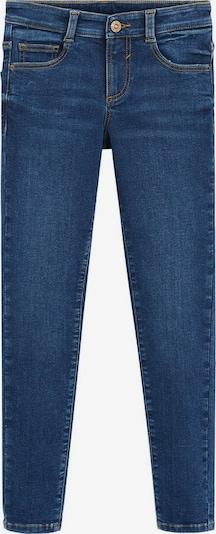 MANGO KIDS Jeans in de kleur Donkerblauw, Productweergave