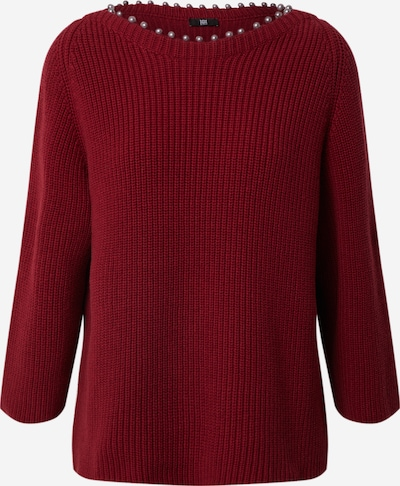 Riani Pull-over en rouge carmin: Vue de face