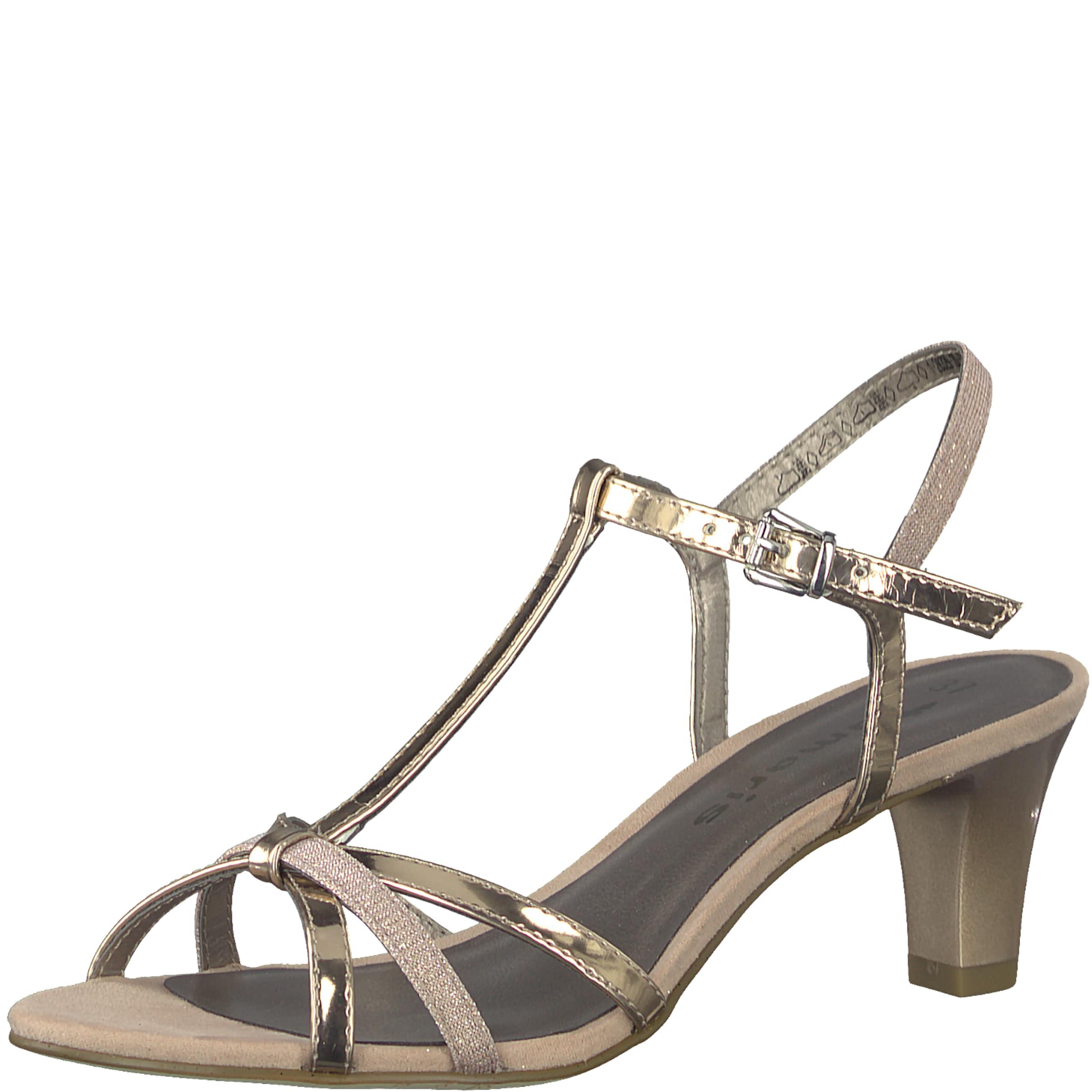 TAMARIS Sanale Medium Absatz Sandal Hohe Qualität