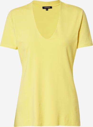 MORE & MORE T-Shirt in hellgelb, Produktansicht