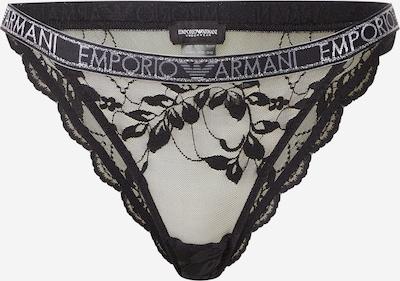 Emporio Armani Nohavičky 'VISIBILITY' - čierna, Produkt