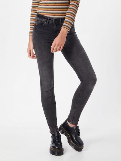 Džinsai iš ICHI , spalva - juodo džinso spalva, Modelio vaizdas