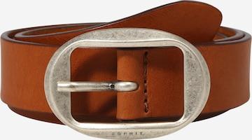 ESPRIT Gürtel 'Greta' in Braun