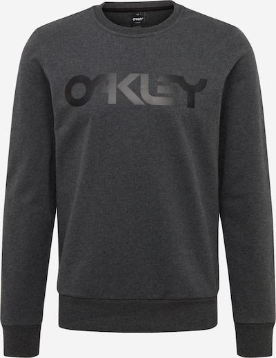 OAKLEY Sportiska tipa džemperis 'B1B CREW', krāsa - melns, Preces skats