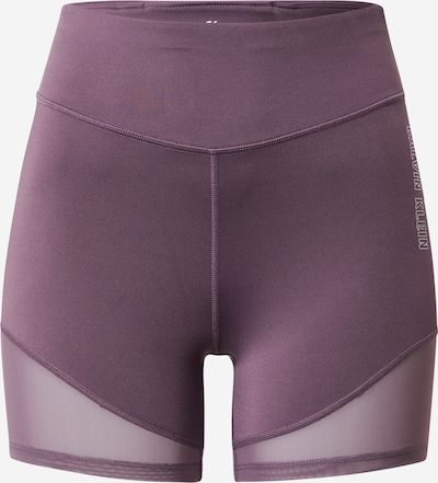 Pantaloni sport Calvin Klein Performance pe mov, Vizualizare produs