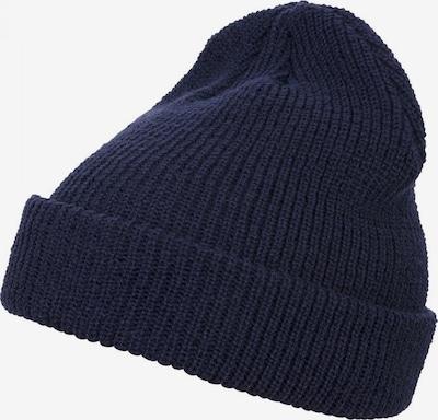 Flexfit Bonnet en bleu marine, Vue avec produit