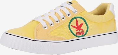 CHIEMSEE Sneaker in gelb, Produktansicht