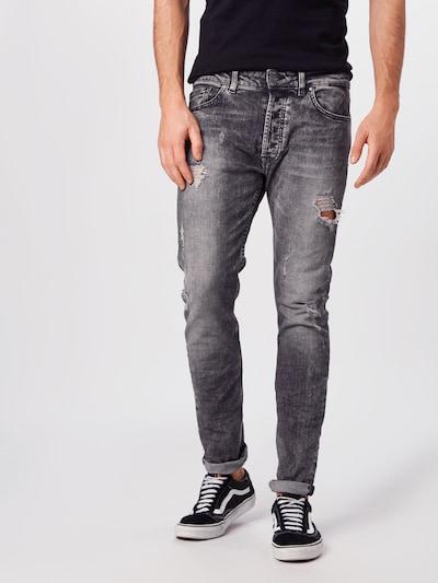 tigha Jeans 'Morten 9941' in grey denim, Modelansicht