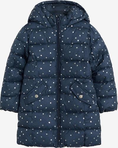 MANGO KIDS Mantel in blau, Produktansicht