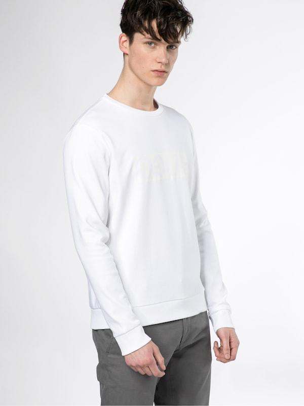 HUGO Sweatshirt mit Icon-Print 'Dicago'