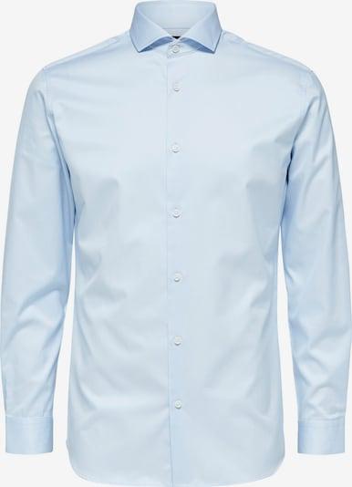 SELECTED HOMME Zakelijk overhemd in de kleur Lichtblauw, Productweergave