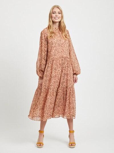 Suknelė 'Medova' iš VILA , spalva - mišrios spalvos / ryškiai rožinė spalva: Vaizdas iš priekio
