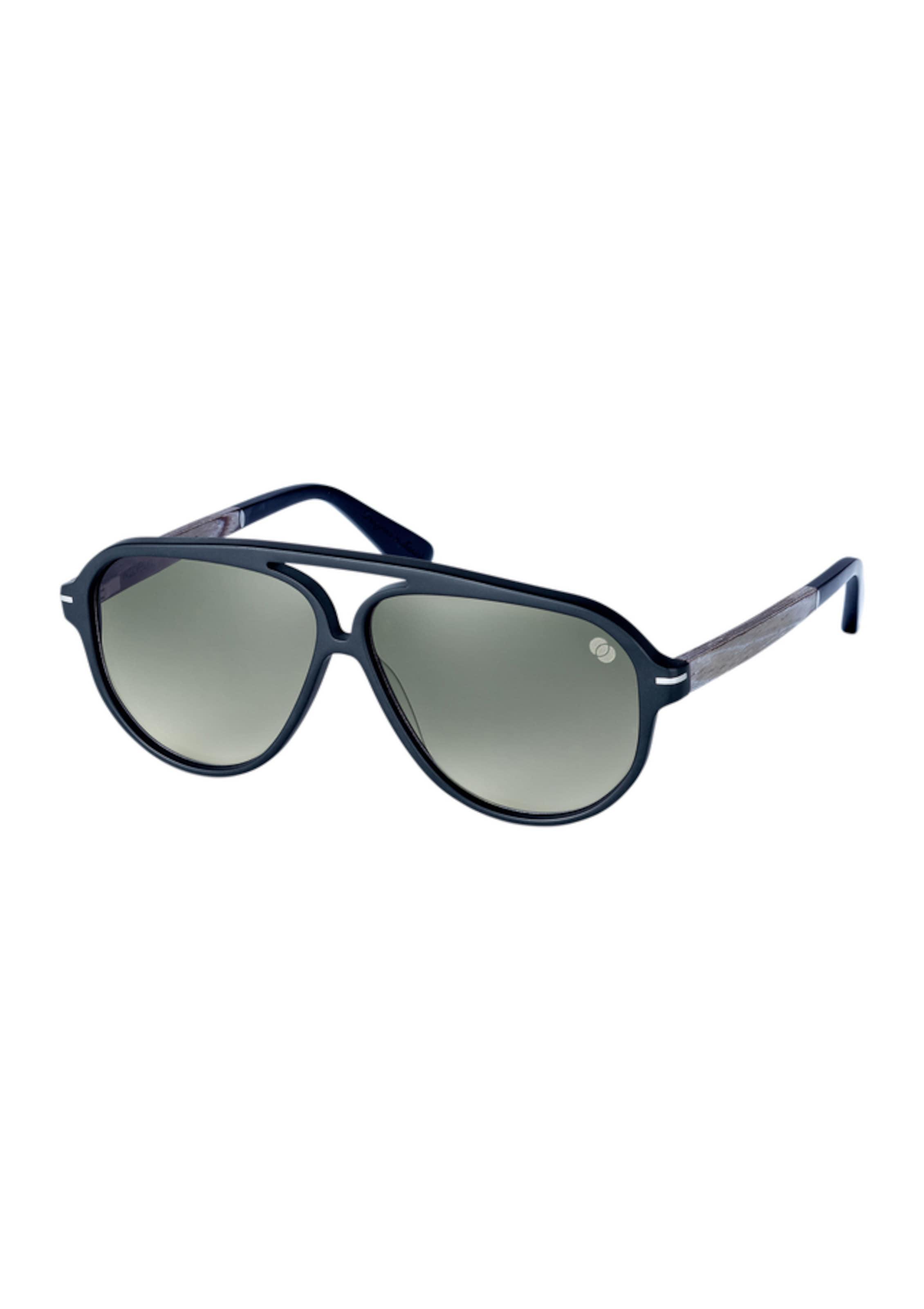 Bügel Sonnenbrille Aus In Edelholz BraunSchwarz Wood Mit Fellas PkZOXN8n0w