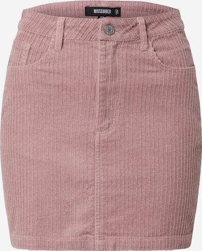 Missguided Rock in rosa, Produktansicht