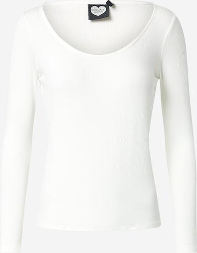 CATWALK JUNKIE Shirt 'Kylie' in weiß, Produktansicht