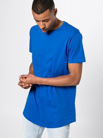Urban Classics T-Shirt in royalblau: Frontalansicht