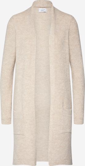 ONLY Cardigan 'Jade' en crème / beige clair, Vue avec produit