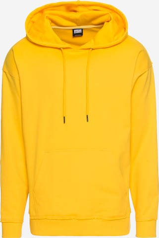 Urban Classics Dressipluus, värv kollane