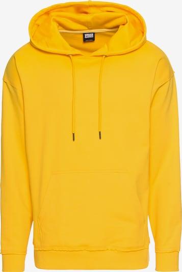 Urban Classics Sweat-shirt en jaune, Vue avec produit