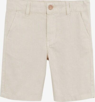 MANGO KIDS Shorts 'Chris' in beige: Frontalansicht