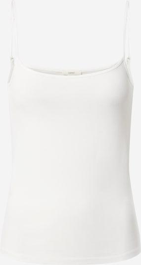piszkosfehér ESPRIT Top: Elölnézet