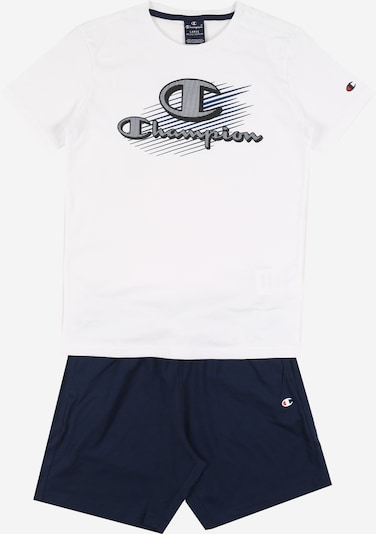 Champion Authentic Athletic Apparel Komplet | bela barva, Prikaz izdelka
