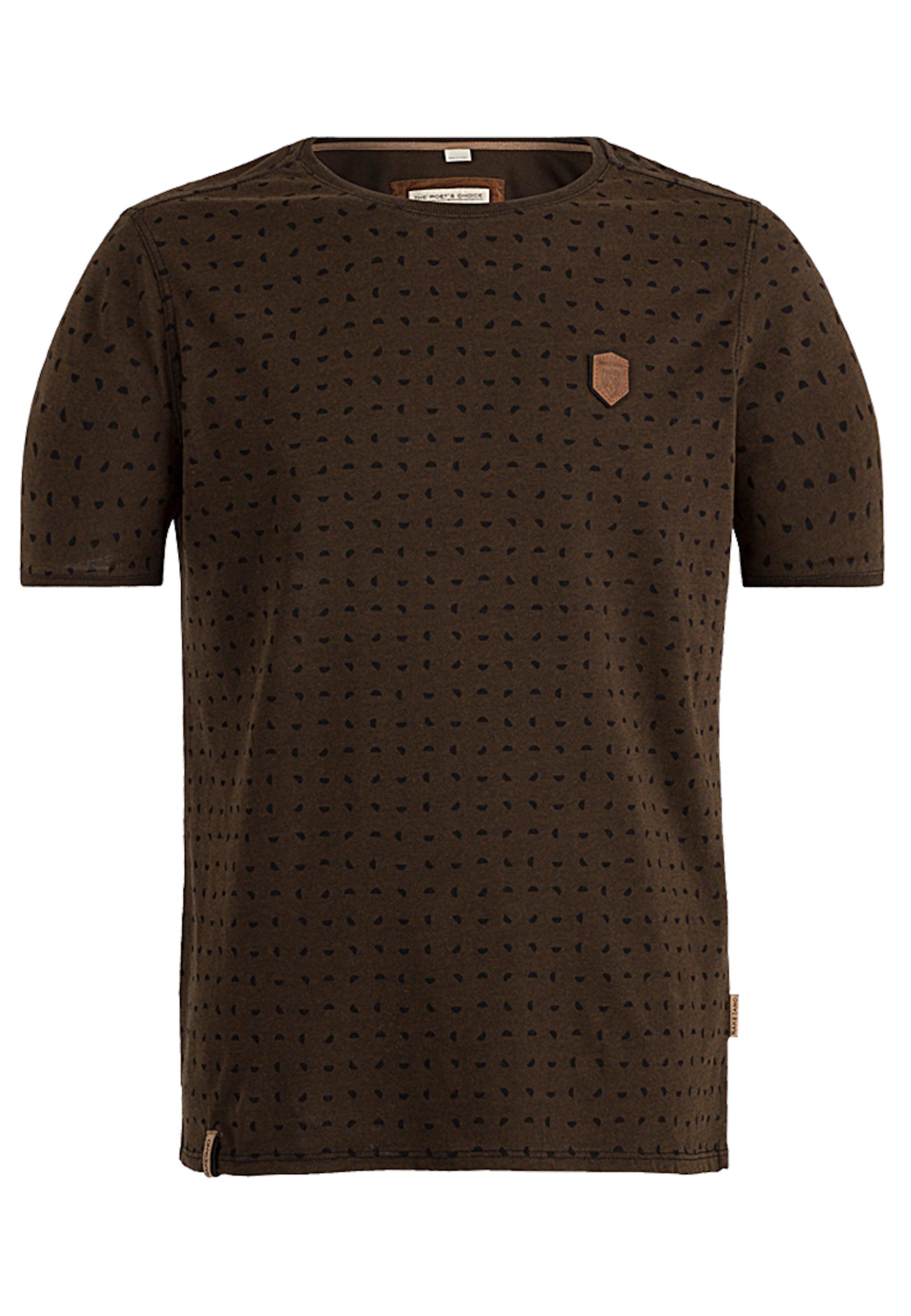 naketano Male T-Shirt 'Stricherjunge' Auslass Heißen Verkauf JA7GiWme8
