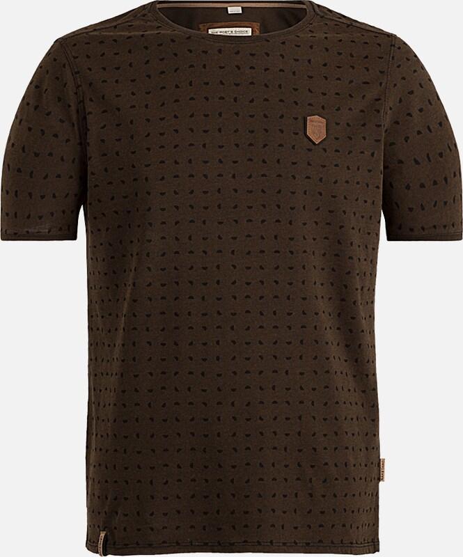 naketano Male T-Shirt 'Stricherjunge'