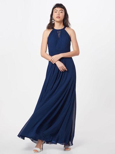 mascara Společenské šaty 'LACE INSET' - námořnická modř, Model/ka