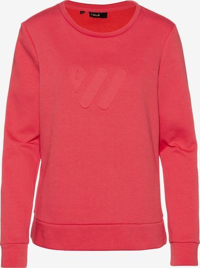 Scheck Sweatshirt in pitaya, Produktansicht