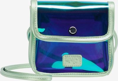 MYMO Sac bandoulière en bleu / menthe, Vue avec produit