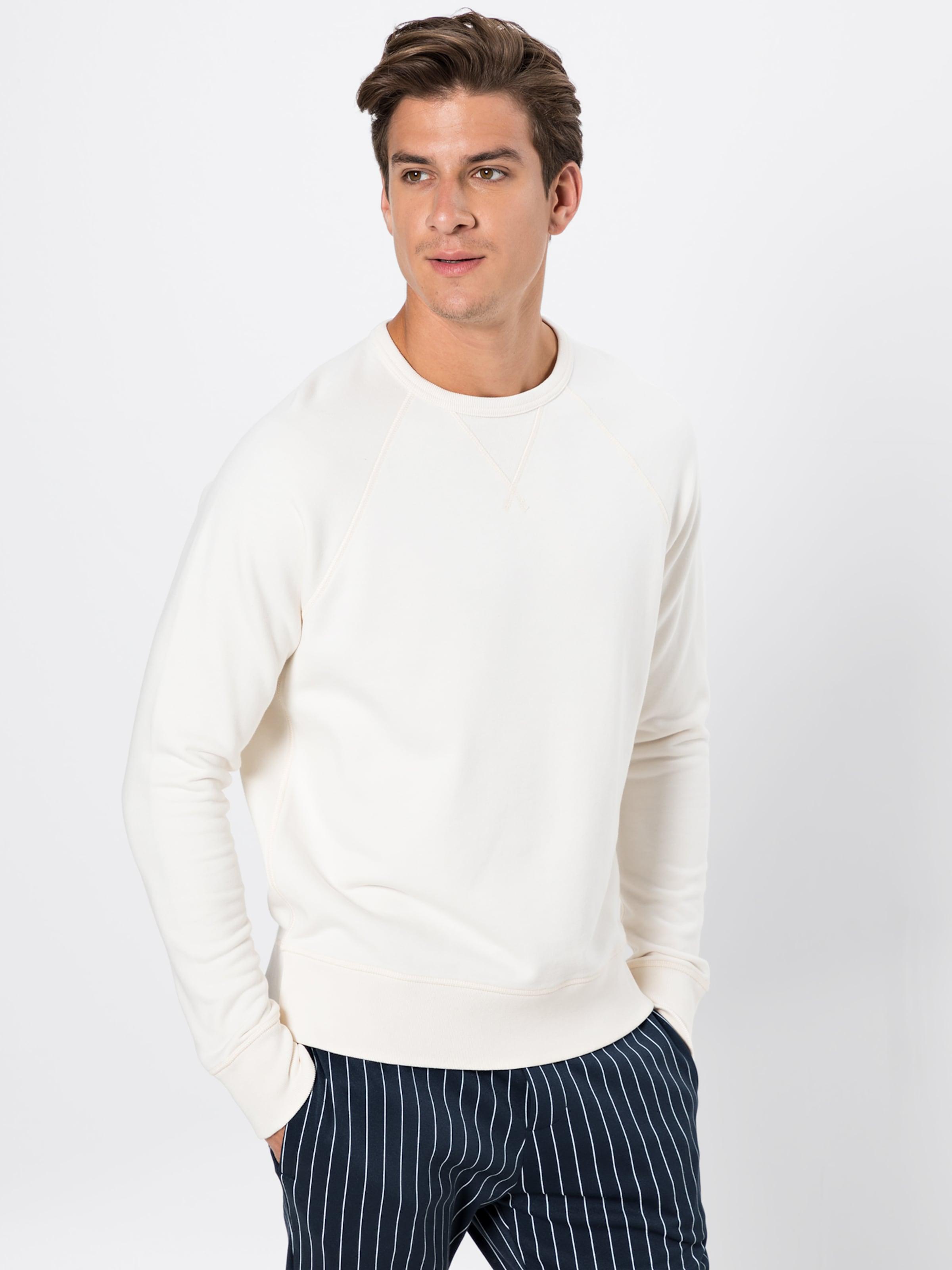 In Drykorn Sweatshirt In Drykorn Sweatshirt Weiß Sweatshirt Weiß 'razer' 'razer' Drykorn orBdCxe