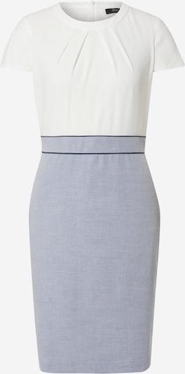 s.Oliver BLACK LABEL Kleid in hellblau / weiß, Produktansicht