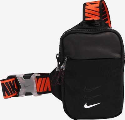 Nike Sportswear Umhängetasche 'Advance' in orange / schwarz / weiß, Produktansicht