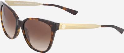 Michael Kors Sonnenbrille mit Metallbügel in braun, Produktansicht