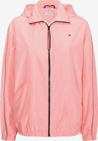 TOMMY HILFIGER Anorak 'Cory' in Pink