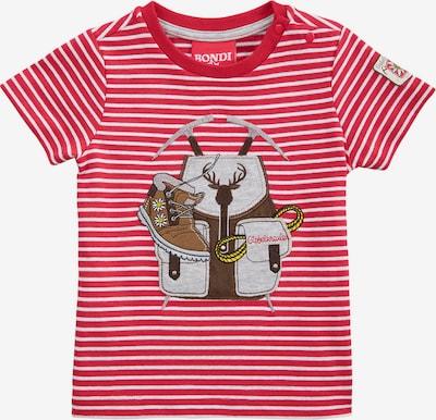 BONDI Shirt 'Bondi' in rot, Produktansicht
