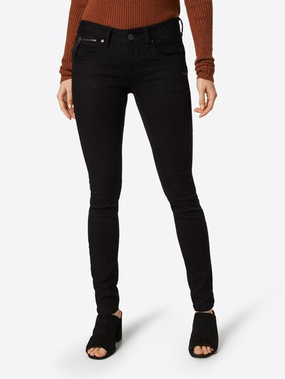 Gang Jeans in black denim, Modelansicht