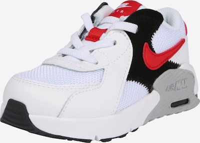 Nike Sportswear Tenisice 'NIKE AIR MAX EXCEE (TD)' u crvena / crna / bijela, Pregled proizvoda