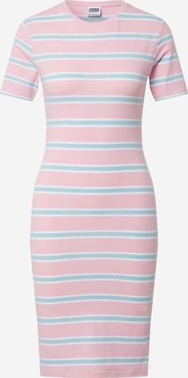 Urban Classics Šaty - opálová / ružová / biela, Produkt