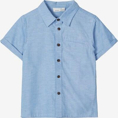 NAME IT Hemd in blau, Produktansicht