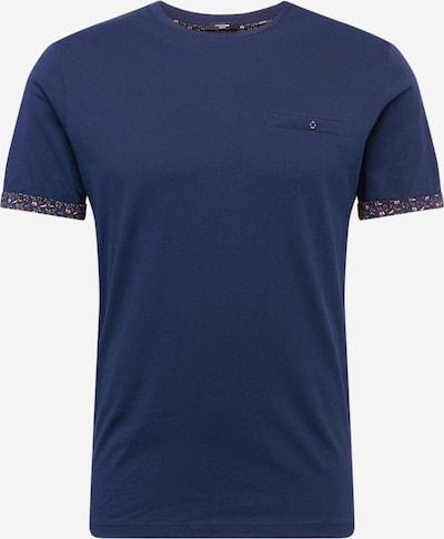 Marškinėliai 'BLACKPOOL' iš JACK & JONES , spalva - tamsiai mėlyna / mišrios spalvos, Prekių apžvalga