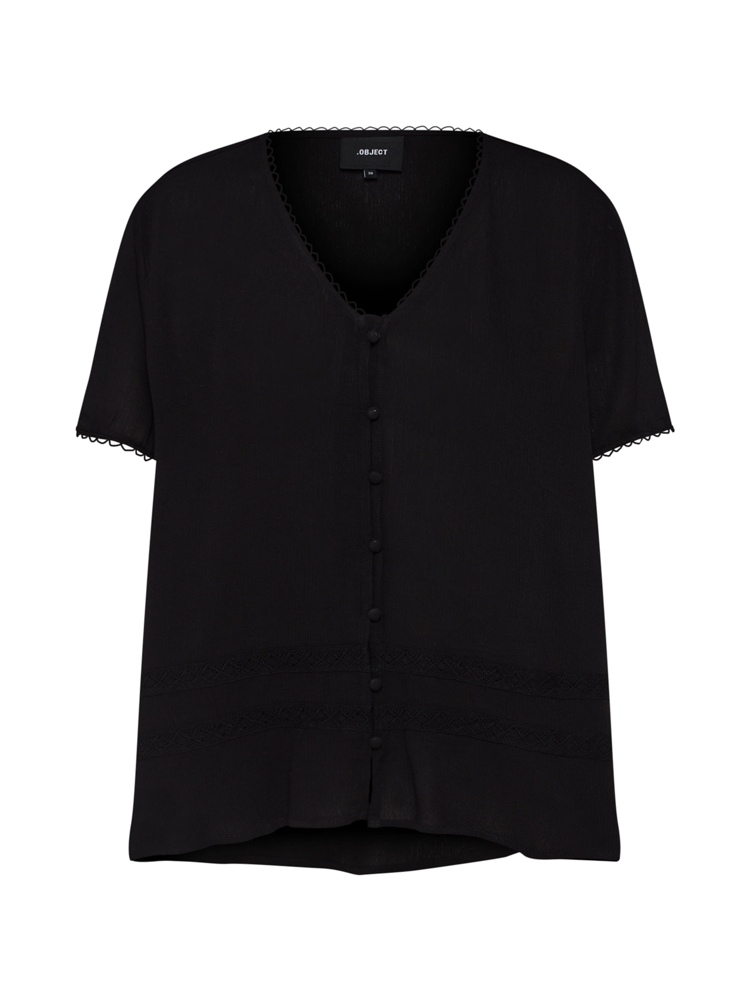 'anette' Object Schwarz Object Schwarz Shirt 'anette' Shirt Shirt In 'anette' Object In drEQCBoxeW