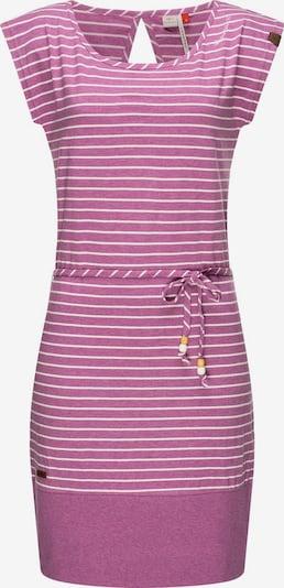 Ragwear Sommerkleid ' Soho Stripes ' in lila, Produktansicht