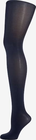 Wolford Collant 'Satin Opaque 50' en bleu foncé, Vue avec produit